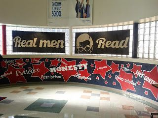 Real Men Read! A wonderful celebration at Fort Bend ISD.