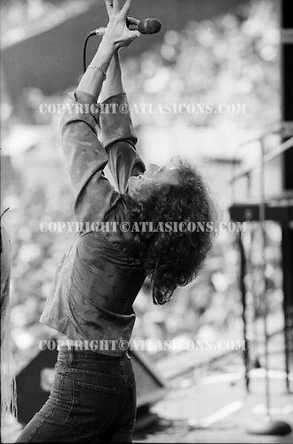 FOREIGNER, LIVE, 1978, NEIL ZLOZOWER