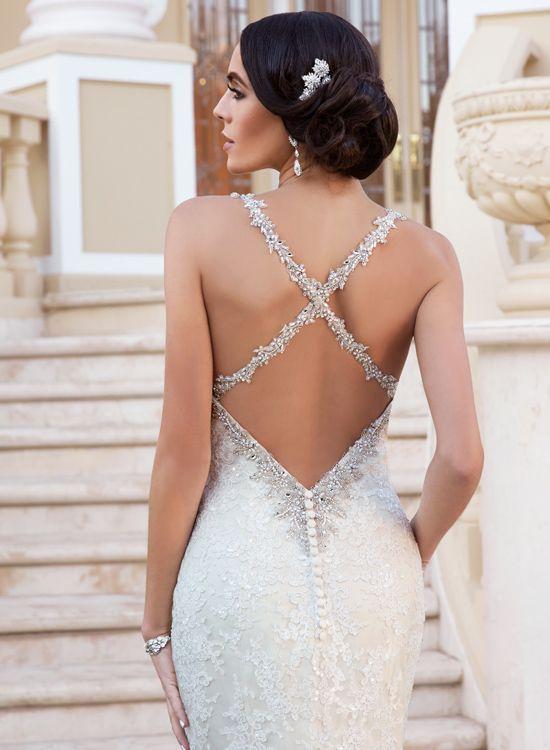 Kitty Chen wedding dresses 2015