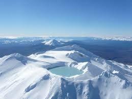 Winter Tonagriro National Park