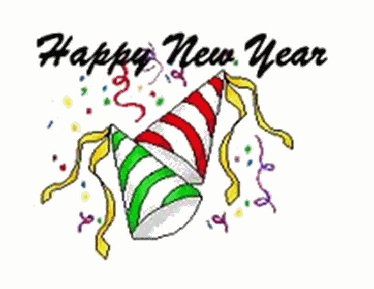 Happy New Year RED PARTY HAT. See More. CLIPART