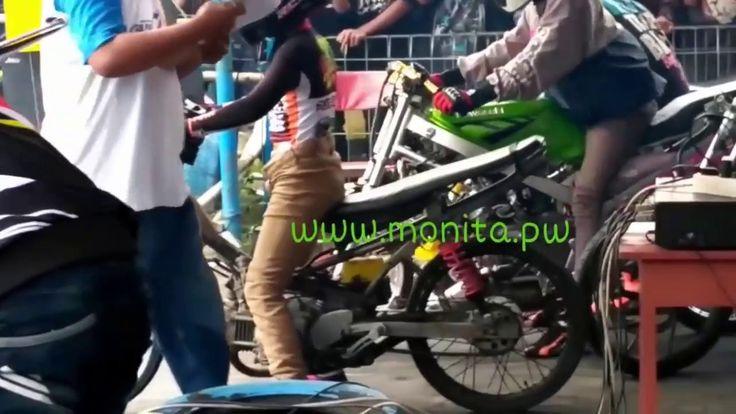 Joki Cilik SD Elang Buana Hebat Meraih Juara Drag Bike