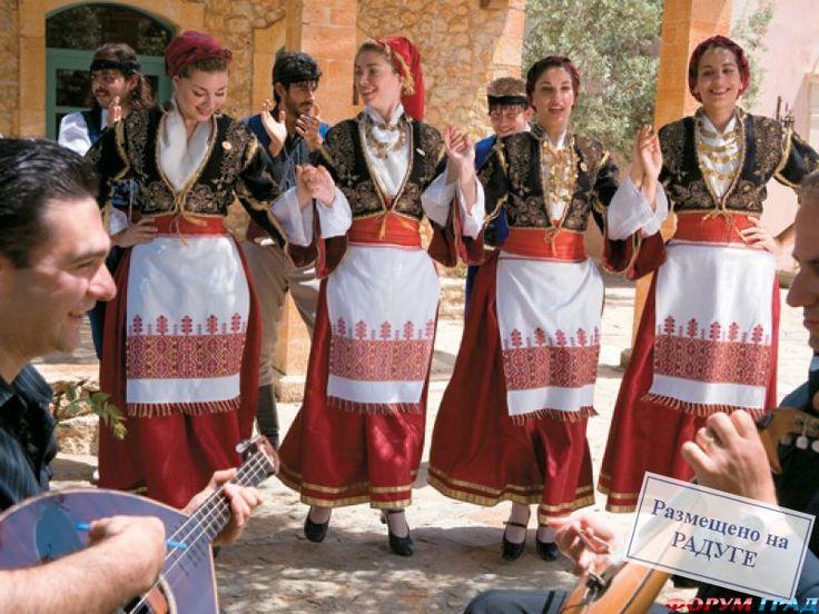 Праздник Бузуки в Греции