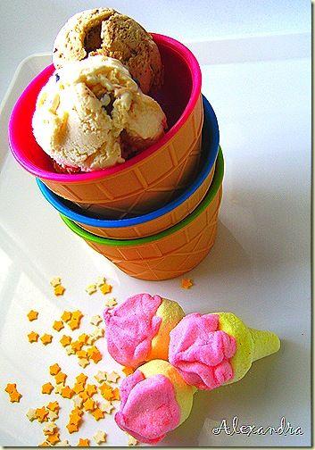 Μα...γυρεύοντας με την Αλεξάνδρα: Υπέροχο παγωτό χωρίς παγωτομηχανή!
