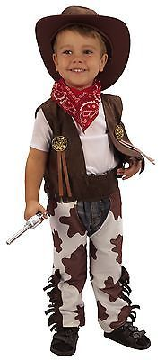 #Cowboy toddler boys fancy dress #costume #halloween party western 2-3 years,  View more on the LINK: http://www.zeppy.io/product/gb/2/301347374193/