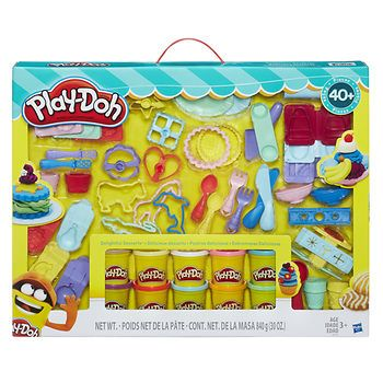 Play-Doh Delightful Desserts 40-Pc. Set - BJ's Wholesale Club