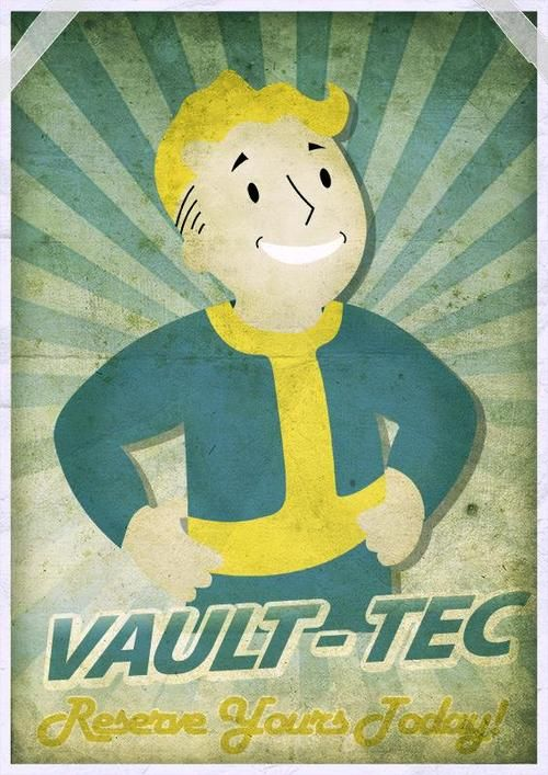Vintage Fall Wallpaper Pin On Fallout Posters