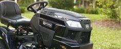 Craftsman riding mower