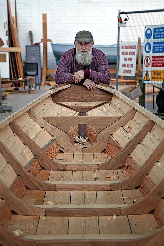 The Irish Heart is Still in Wooden Boats