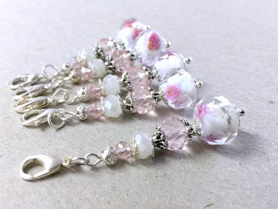 Crystal Keychain Small KeychainFlower Party Favors