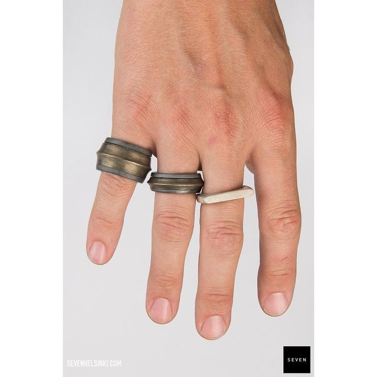 So which one? #rotator and #sistema #rings by #partsof4 @ sevenhelsinki.com