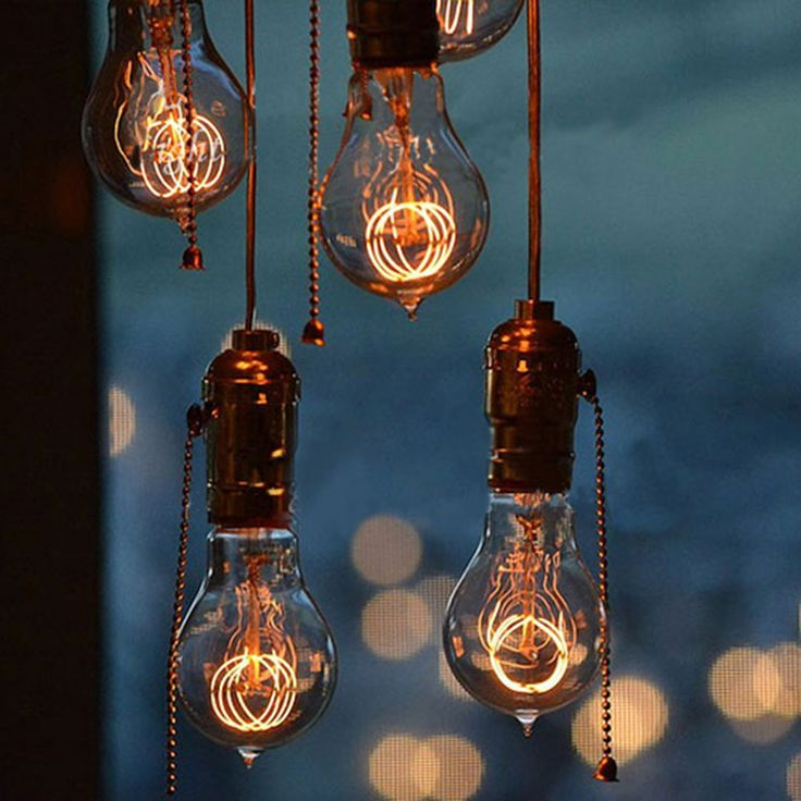 The 25+ best Industrial incandescent bulbs ideas on Pinterest ...