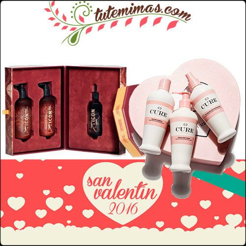 Este San Valentín ❤ pídete que te mimen  #RegalaIcon #tutemimaSanValentín