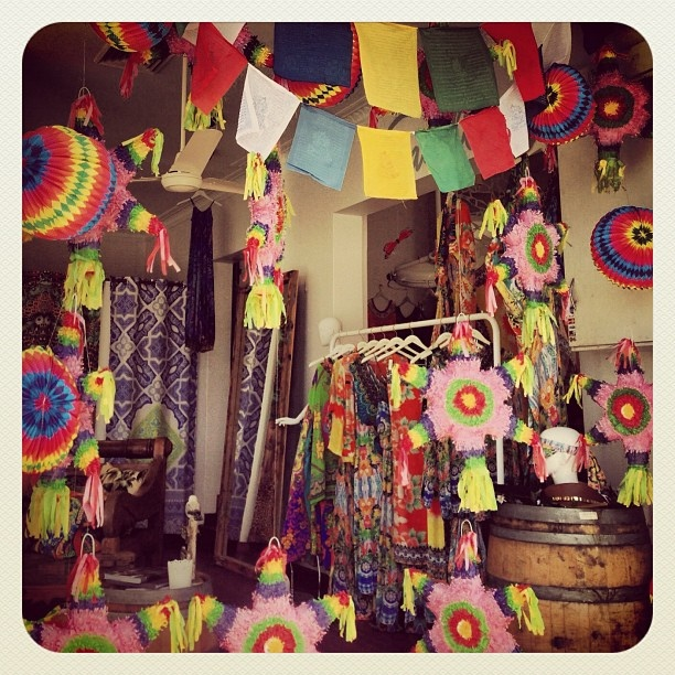 Festive Colours at Camilla, Bondi #camilla #atbondi #bondi #shopping #sydney #colour #summer #fashion