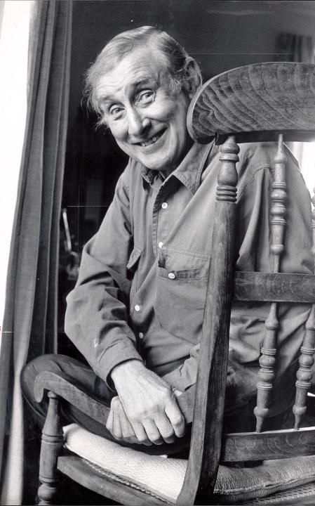 'I thought I'd begin by reading a poem by Shakespeare, but then I thought, why should I? He never reads any of mine.' Spike Milligan (1918-2002)