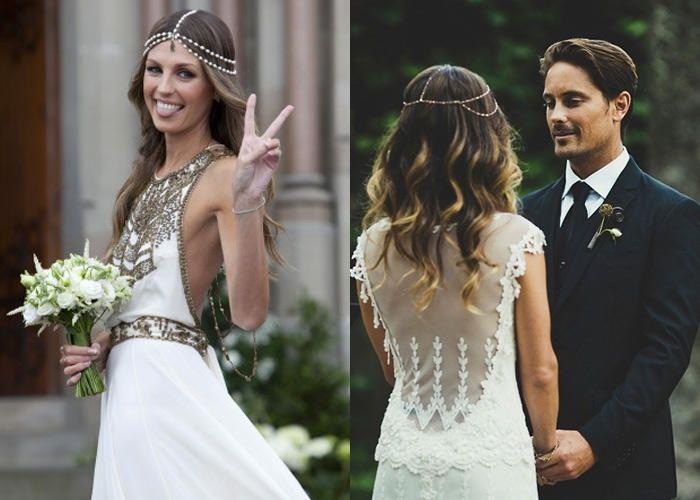 Vestidos de Noiva Boho! | A Cara da Ryqueza