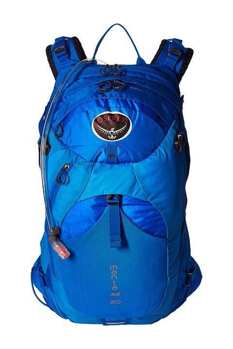 Osprey Manta AG 20 (Sonic Blue) Backpack Bags - Osprey, Manta AG 20, 10000203, Bags and Luggage Backpack, Backpack, Bag, Bags and Luggage, Gift, - Street Fashion And Style Ideas