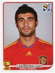 Raul Albiol (España)