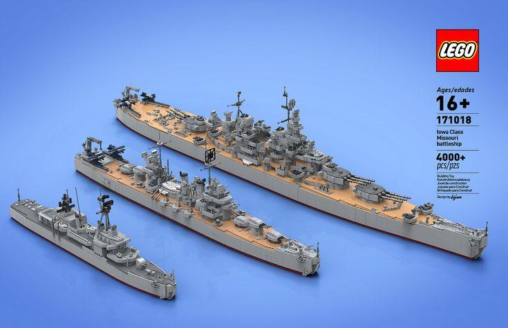 IOWACLASS Missouri battleship BB-63