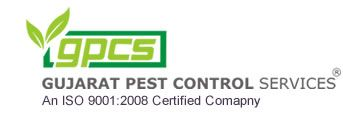 We are providing  ANTI-TERMITE  treatment in residential, commercial and industrial areas such as flats, bungalows, offices, godown, factory, hotels, institutes, clubs, schools etc. We also provides pre construction- post construction treatment, general pest control services, rodent control, insects control, lizard control, bedbugs control, fumigation. Etc….(only in Ahmedabad)