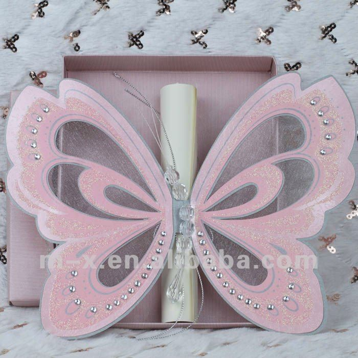 81 best Convites cart es images – Butterfly Wedding Invitations Cheap
