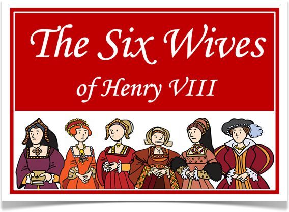 The Six Wives of Henry VIII - Treetop Displays - A set of 8 A4 Tudor posters that give information on the six wives of Henry VIII. Includes title poster, why did Henry marry six times?, Catherine of Aragon, Anne Boleyn, Jane Seymour, Anne of Cleves, Catherine Howard and Katherine Parr. Visit our website for more information and for other printable classroom resources by clicking on the provided links. Designed by teachers for Early Years (EYFS), Key Stage 1 (KS1) and Key Stage 2 (KS2).
