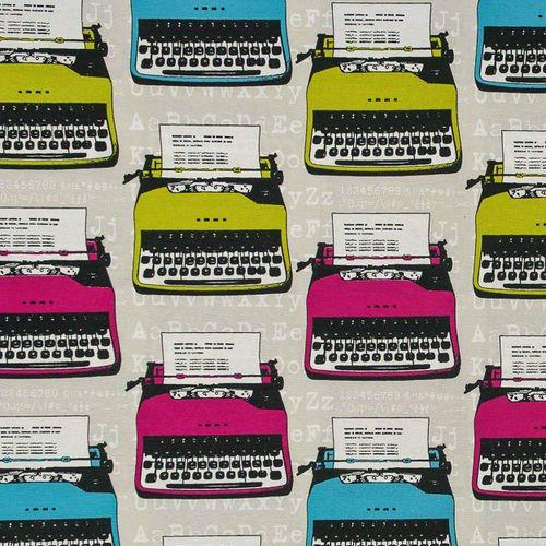 Sweet Ginger Emporium - Home Dec Typewriters, £5.25 (http://www.sweetgingeremporium.com/home-dec-typewriters/)