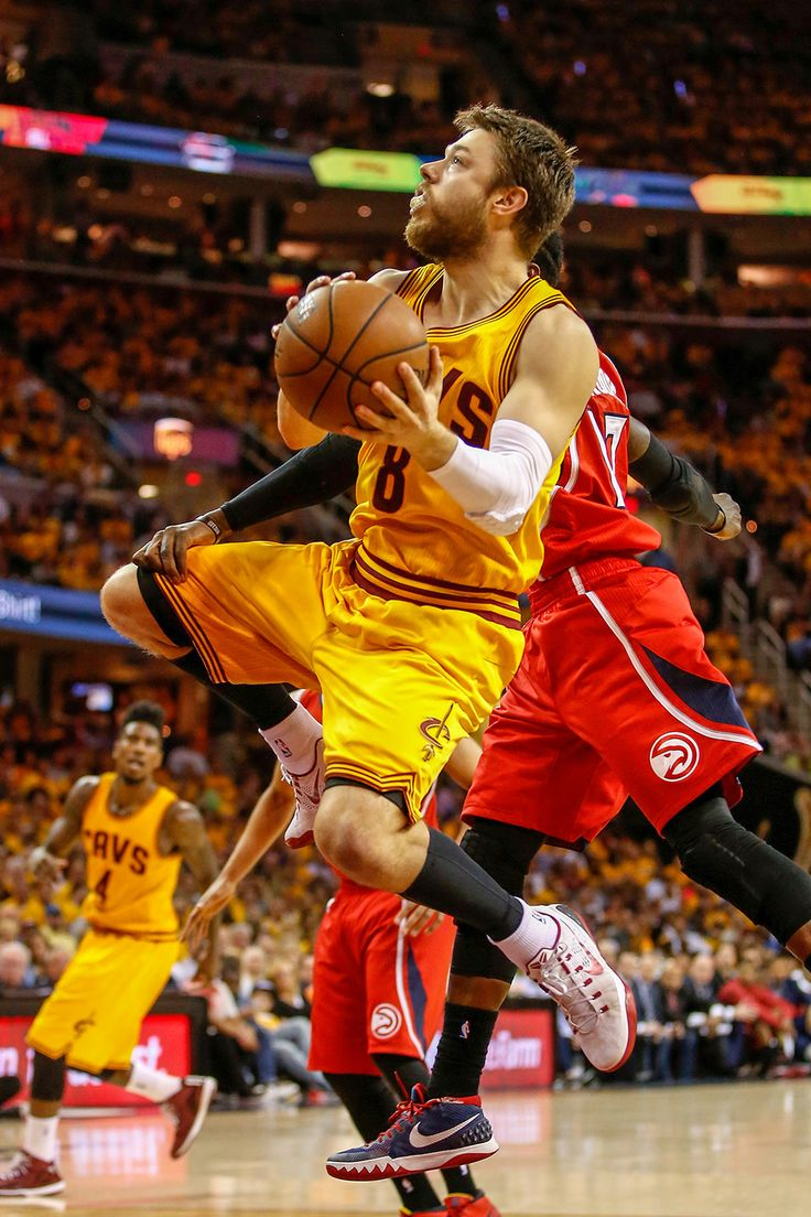 Matthew Dellavedova : Must-see NBA Eastern Conference finals photos