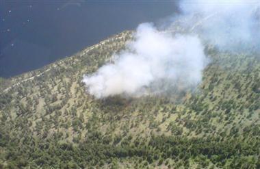 Wildfire near West Kelowna, B.C., jumps guard, prompts evacuation alert