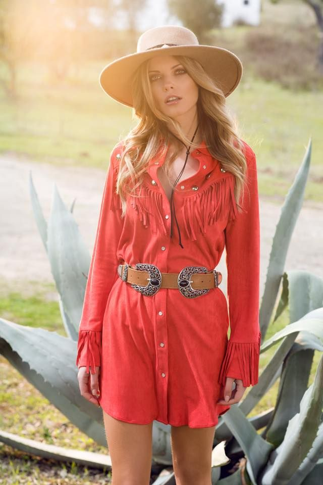 Ponto Moda: country style girl - Sahoco 2018