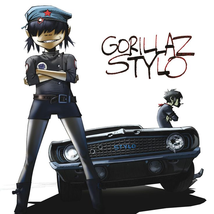 Relistening to everything Gorillaz since Damon Albarn announced the return by…