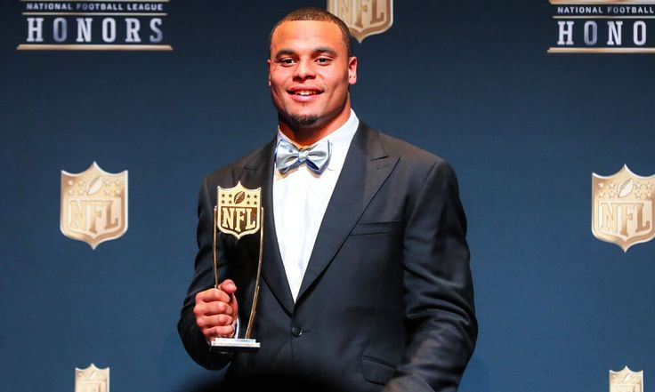 Dak Prescott and the fine line between confidence and cockiness = The only thing flashier than Dak Prescott's suit at the ESPYs was his red carpet statement regarding the NFC East Division. The Dallas Cowboys' quarterback hasn't shied away from voicing his confidence in.....