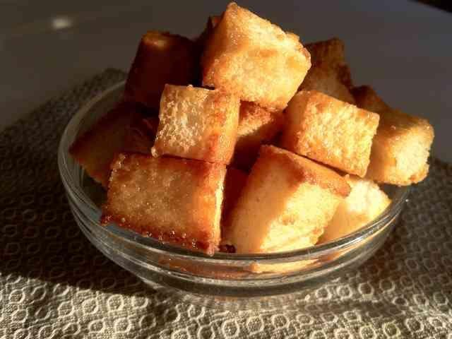 食パンde*キャラメルラスク