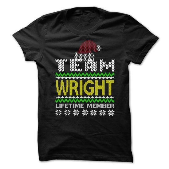 UGLY CHRISTMAS TEAM WRIGHT - #shirt details #tee ideas. MORE ITEMS => https://www.sunfrog.com/Christmas/UGLY-CHRISTMAS-TEAM-WRIGHT.html?68278