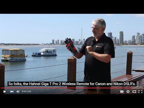 Hahnel Giga T Pro II for Nikon   Cameras Direct Australia
