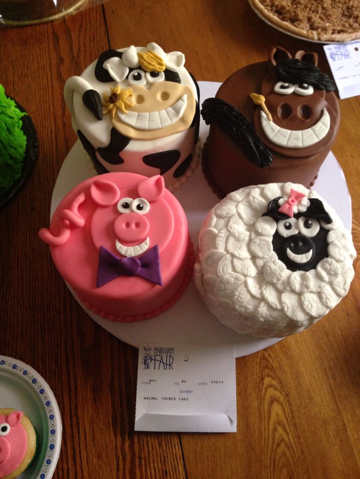 9 best Animal Themed Cakes images on Pinterest Themed cakes