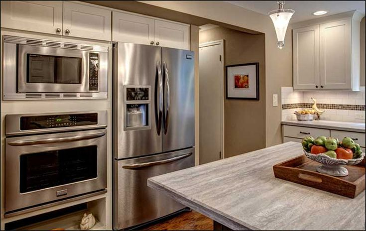 25 Craftsman Kitchen Design Ideas - http://evafurniture.com/craftsman-kitchen-design-ideas/