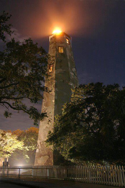 #Lighthouse at Bald Head Island, #NC    http://www.roanokemyhomesweethome.com