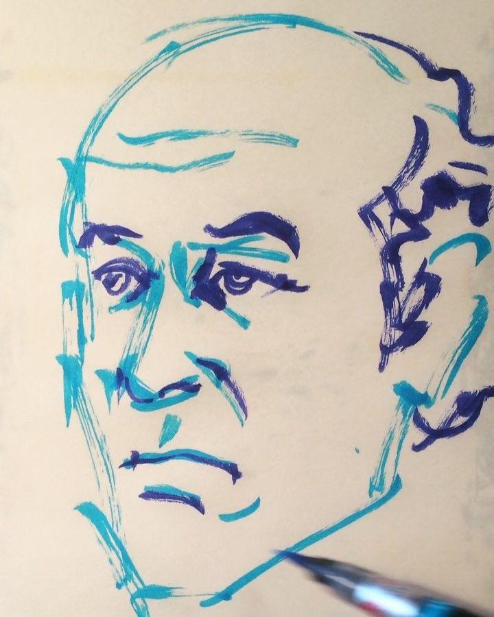 いいね!26件、コメント2件 ― @1mindrawのInstagramアカウント: 「#isamunoguchi #イサムノグチ #sculpter #彫刻家 #interiordesigner #インテリアデザイナー #19041117 #birthday #1mindraw…」