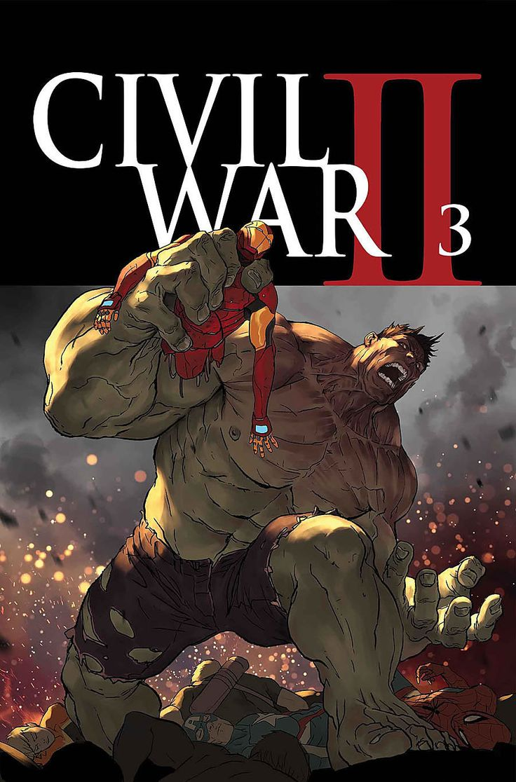 Guerra Civil 2   Bruce Banner pode ser o principal vilão da saga   Omelete