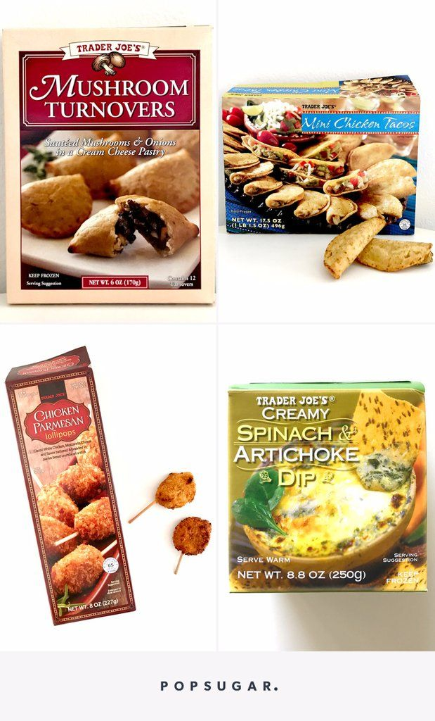Best Frozen Appetizers From Trader Joe's | POPSUGAR Food