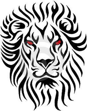 Best Tattoo Gallery: Best tattoo tribal tattoos and black lion