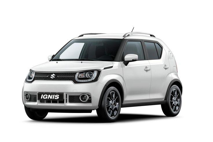 2017 Suzuki Ignis #OverBoost