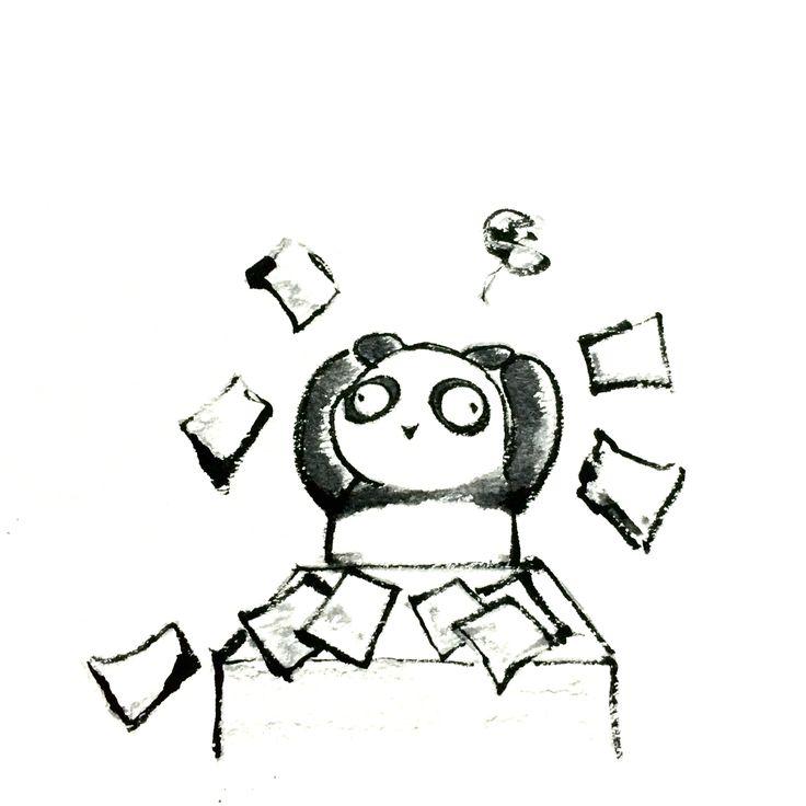 【一日一大熊猫】 2015.6.19 忙しい時は、優先度とかかる時間で 大体4分割でわけるのだけど、 優先度が低くて時間がかかるものが 一番やりたい案件だったりするよね。 #pandaJP http://osaru-panda.jimdo.com