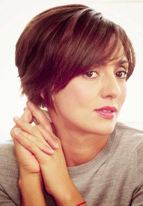 Pictures Of Cute Short Haircuts for Thin Fine Hair                                                                                                                                                                                 More