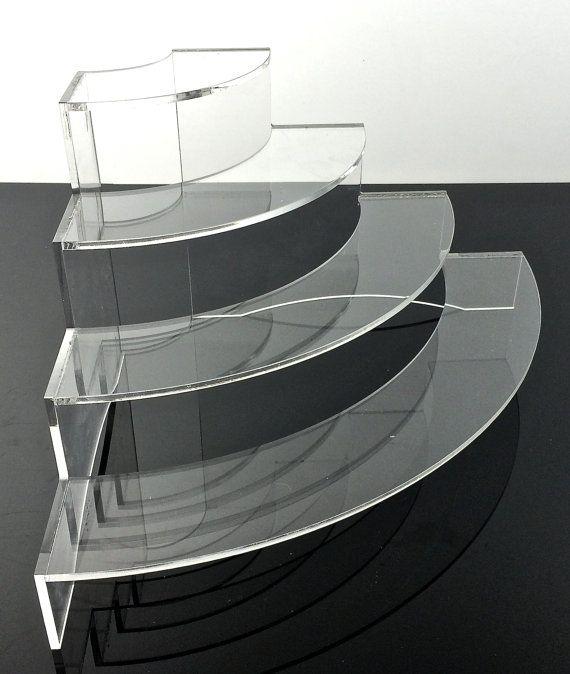 Clear acrylic display acrylic stand acrylic by Creativeacrylicsusa