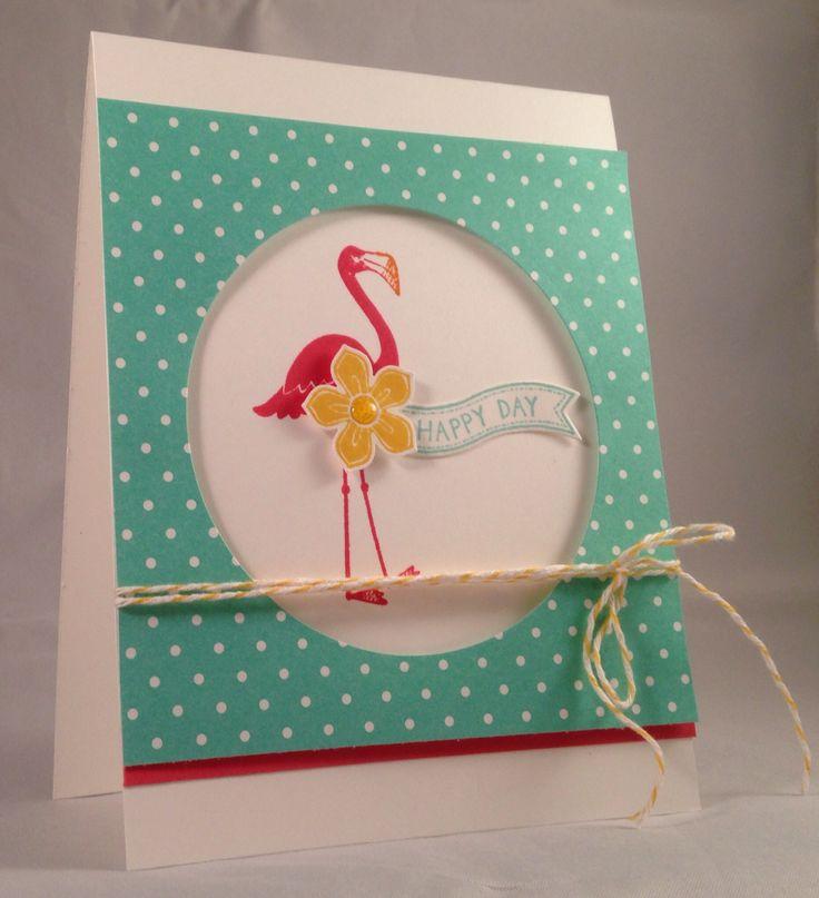 flamingo players card