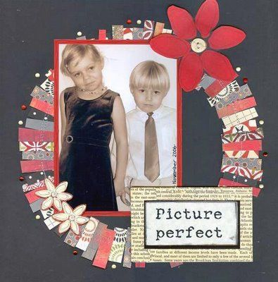 SCRAP A LITTLE!: What to do with paper scraps? ✿Join 1,500 others and Follow the Scrapbook Pages board. Visit GrannyEnchanted.Com for thousands of digital scrapbook freebies. ✿