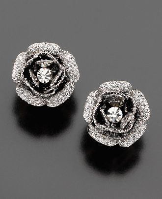 Betsey Johnson Studs. I would lose them in .472 seconds... but seriously, how cute.