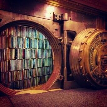 No you can't borrow a record!